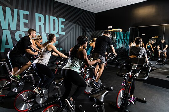 Studio Fitness - Cycle