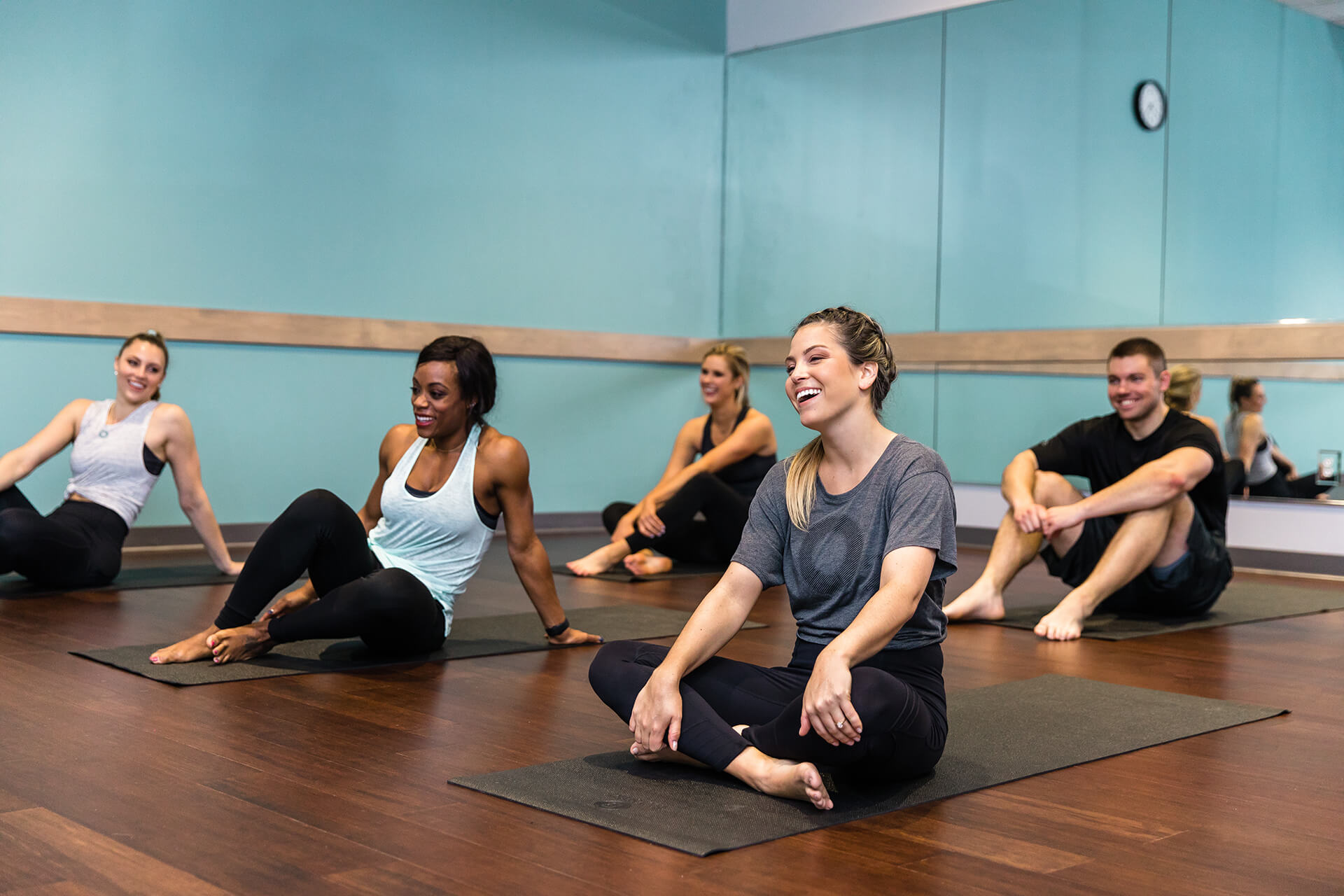 Studio Fitness Classes | O2 Fitness Clubs and Gym